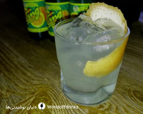 معروفترین نوشیدنی های جزایر کارائیب - تینگ - Ting - سنت کیتس